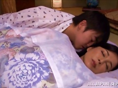 Mai Itou Moans Sweetly While Getting Her Asian Snatch Drilled