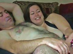 Thick British Girl With Big Tits Gets Part4