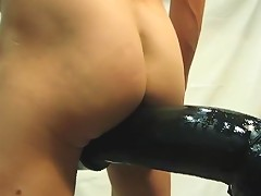 Biggest Sex Toy And Fist My Arse