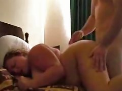 Great Amateur Porn Flick With Screaming Chubby Beauty And